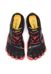 Czarne buty treningowe Vibram Fivefingers Vibram FiveFingers, z cholewką
