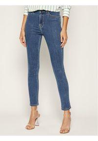 Lee Jeansy Skinny Fit Ivy L32EKJZH Niebieski Skinny Fit. Kolor: niebieski