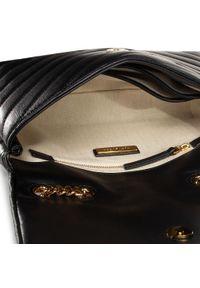 Czarna torebka Tory Burch klasyczna