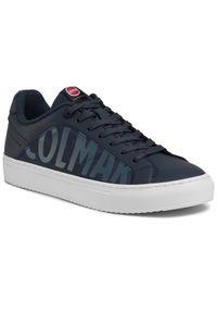 Colmar - Sneakersy COLMAR - Bradbury Chromatic 053 Navy. Kolor: niebieski. Materiał: skóra ekologiczna, materiał. Szerokość cholewki: normalna