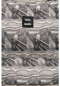 Vans - Plecak x Moma. Kolor: wielokolorowy. Materiał: materiał, poliester #4