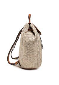 Beżowy plecak Refresh