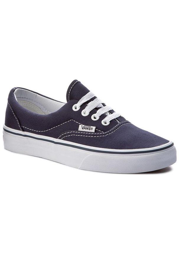 Niebieskie trampki Vans