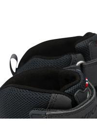 Czarne buty zimowe Viking