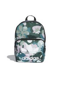 Adidas - adidas Originals Classic > DW6718. Materiał: poliester. Wzór: kwiaty. Styl: klasyczny, casual, młodzieżowy