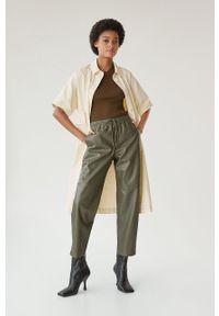 Spodnie materiałowe mango casualowe, na co dzień