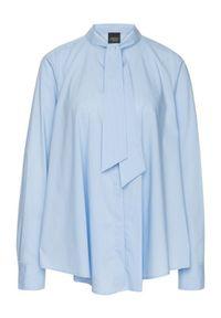 Niebieska koszula Persona by Marina Rinaldi