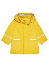 Playshoes Kurtka przeciwdeszczowa 408638 M Żółty Regular Fit. Kolor: żółty