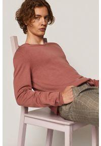 Sweter medicine na co dzień, długi, casualowy