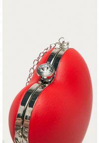 Morgan - Torebka. Kolor: czerwony. Rodzaj torebki: na ramię #5