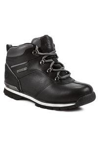 Czarne buty sportowe Timberland