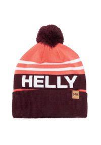 Różowa czapka zimowa Helly Hansen