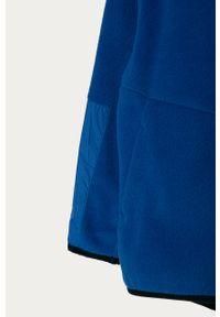 Niebieska bluza rozpinana OVS z kapturem, na co dzień, casualowa