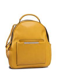 Żółty plecak Puccini elegancki