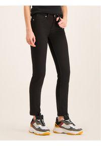 Czarne jeansy slim Calvin Klein