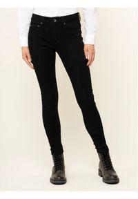 Czarne jeansy slim G-Star RAW #4
