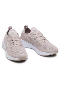Bagheera - Sneakersy BAGHEERA - Destiny 86477-33 C8108 Sand/White. Kolor: beżowy. Materiał: materiał. Szerokość cholewki: normalna. Obcas: na płaskiej podeszwie