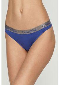 Majtki Calvin Klein Underwear z nadrukiem
