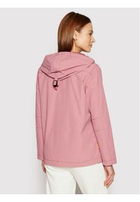 Różowa kurtka przejściowa Napapijri
