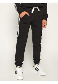 Czarne spodnie dresowe Timberland
