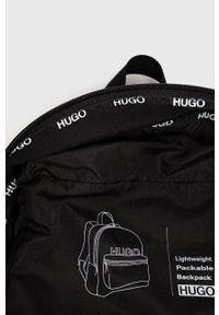 Hugo - Plecak. Kolor: czarny. Materiał: poliester