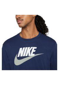 Koszulka męska Nike Sportswear DB6523. Materiał: materiał, bawełna. Długość rękawa: krótki rękaw. Długość: krótkie