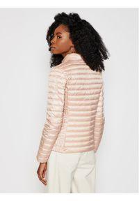Różowa kurtka przejściowa Geox #6