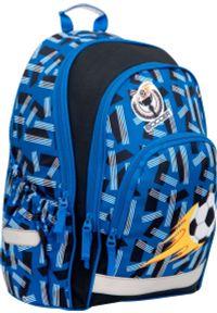 hama - Hama Plecak szkolny Blue Soccer