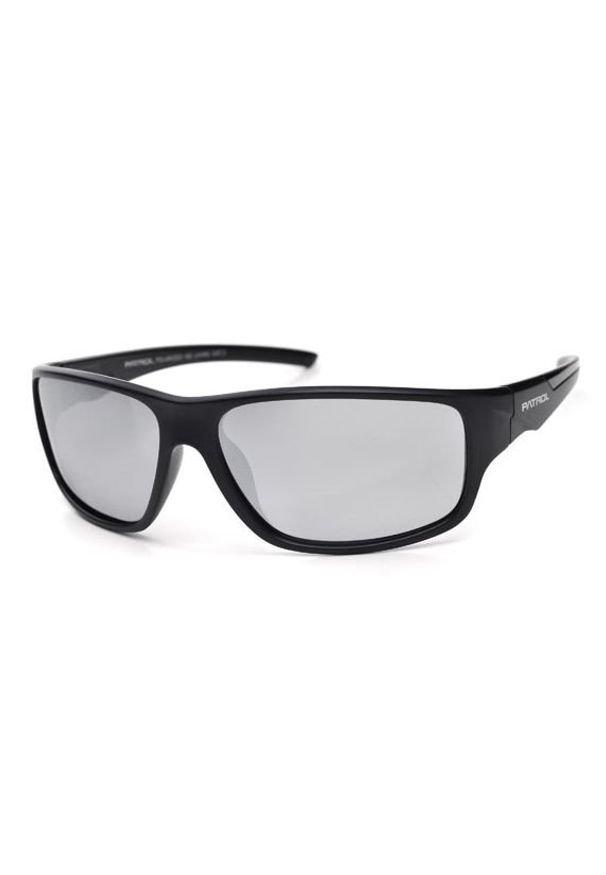 PATROL - Patrol Okulary Przeciwsłoneczne PP-182 silver