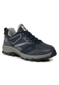 Jack Wolfskin Trekkingi Downhill Texapore Low M 4043851 Granatowy. Kolor: niebieski. Sport: turystyka piesza