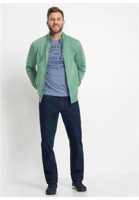 Zielona bluza bonprix ze stójką #6