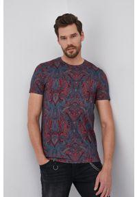 medicine - Medicine - T-shirt bawełniany Back To The City. Kolor: czerwony. Materiał: bawełna