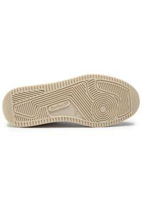 Białe sneakersy Sofix na co dzień, z cholewką, w kolorowe wzory