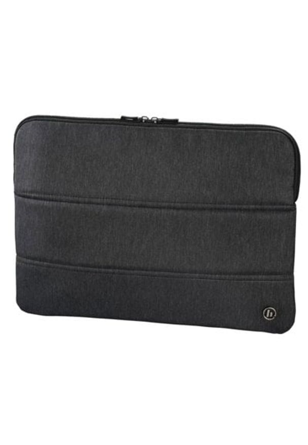 Czarne etui na laptopa hama biznesowe