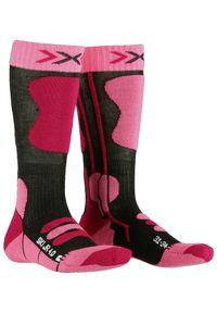 X-Socks Skarpety narciarskie Junior Ski. Sport: narciarstwo