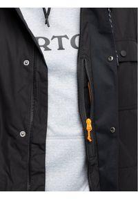Czarna kurtka sportowa Burton snowboardowa