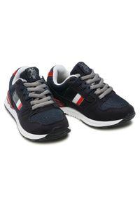 U.S. Polo Assn - Sneakersy U.S. POLO ASSN. - Joe JOE4097S1/HM1 Navy. Okazja: na co dzień. Kolor: niebieski. Materiał: skóra ekologiczna, materiał. Szerokość cholewki: normalna. Styl: casual #7