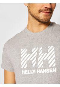 Helly Hansen T-Shirt Active 53428 Szary Regular Fit. Kolor: szary