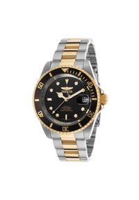 Invicta Watch - Zegarek INVICTA WATCH - 8927OB Silver/Gold/Silver. Kolor: srebrny, złoty, wielokolorowy