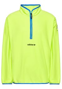 Żółty polar Adidas