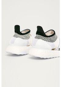Adidas by Stella McCartney - adidas by Stella McCartney - Buty UltraBoost X 3.D. S. Nosek buta: okrągły. Kolor: biały. Materiał: guma. Model: Adidas Stella McCartney
