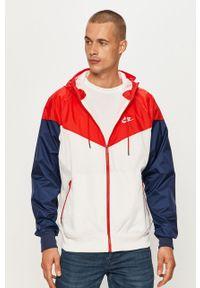 Biała kurtka Nike Sportswear na co dzień, z kapturem, casualowa