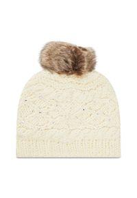 Beżowa czapka zimowa Barts