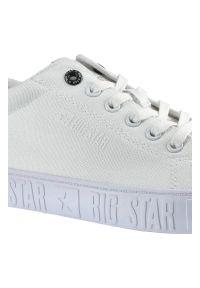 Big-Star - Trampki BIG STAR HH174062 Biały. Kolor: biały