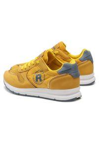 Refresh - Sneakersy REFRESH - 72894 Yellow. Okazja: na co dzień. Kolor: żółty. Materiał: materiał. Szerokość cholewki: normalna. Sezon: lato. Styl: casual #4