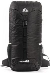 Czarny plecak Meteor