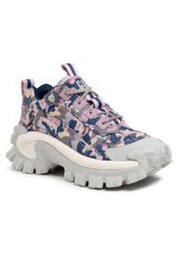 CATerpillar - Sneakersy CATERPILLAR - Intruder P110037 Dawn Pink/Estate Blue/Cam/Rose. Materiał: materiał. Szerokość cholewki: normalna. Obcas: na płaskiej podeszwie