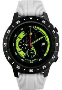 Smartwatch Pacific ZY645B Szary. Rodzaj zegarka: smartwatch. Kolor: szary