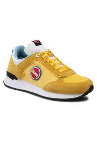Colmar Sneakersy Travis Bold 131 Żółty. Kolor: żółty