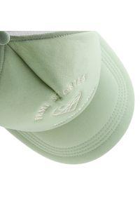 Zielona czapka z daszkiem Femi Stories